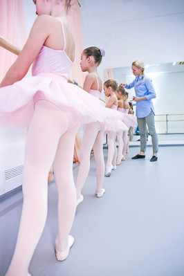 Le Premier Pas Балетный класс