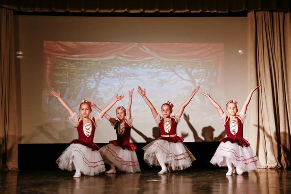 """Крестьянский танец из балета """"Жизель"""""""