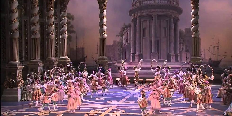 Интерактивная лекция «Спящая красавица» - первый русский классический балет.