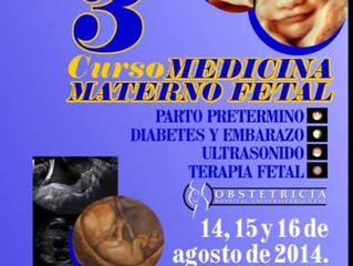 Actualizacion en Medicina Materno Fetal. Asistencia Dr. Eduardo Nava Guerrero