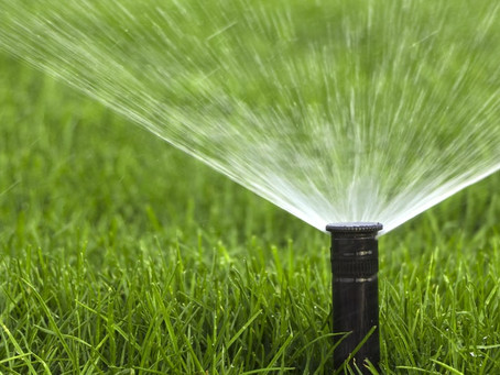 Have You Tested Your Sprinkler System?