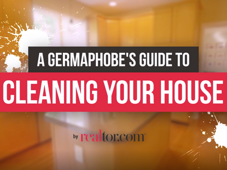 The Germaphobe's Guide to House Cleaning
