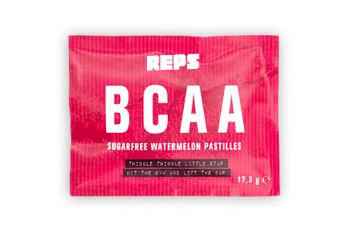 10x Sugarfree Watermelon BCAA Pastilles