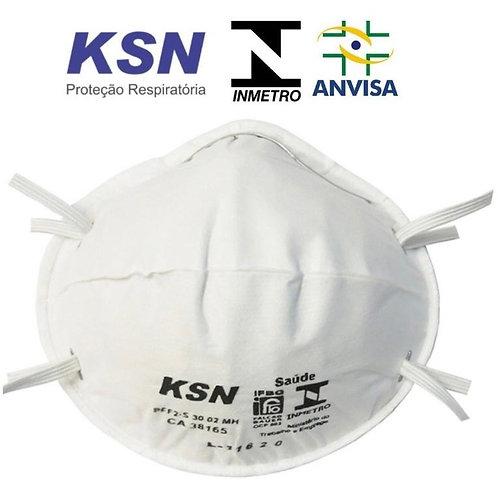 PFF2/N95 KSN Hospitalar