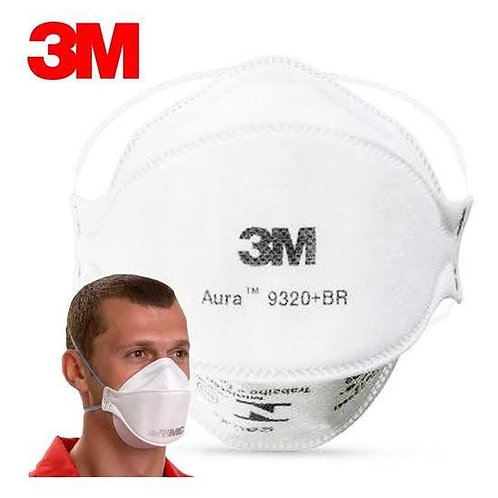 Mascara 3M Aura 9320+BR