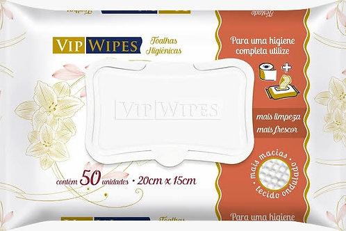 Toalhas Higienizacão Vip Wipes