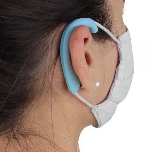 Salva orelha - Suporte de máscara silicone anatômico