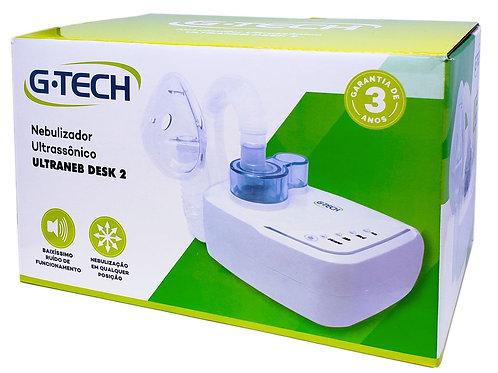 Nebulizador Ultrassônico Ultraneb Desk 2 G-TECH