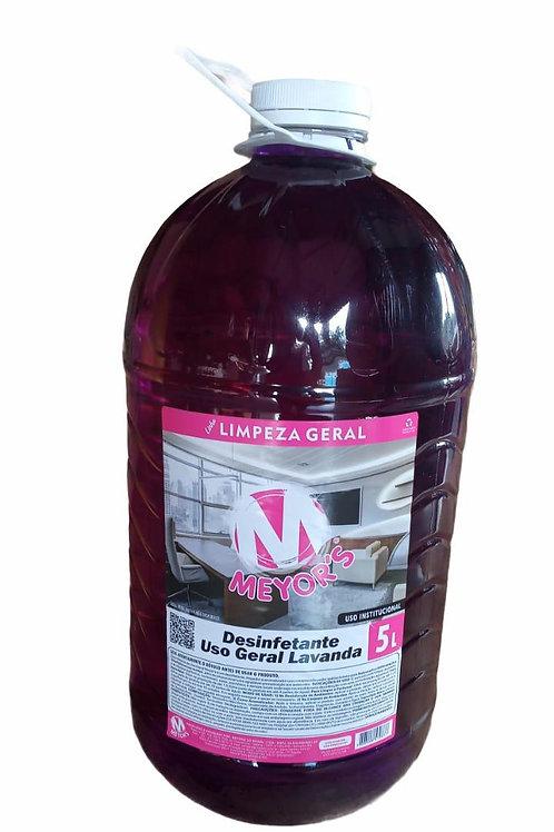 5 litros Desinfetante Uso geral