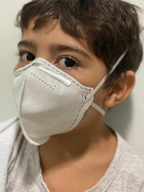 Máscara tipo PFF2 infantil