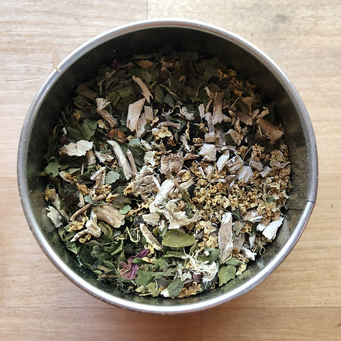 Fall Wellness Tea Blend