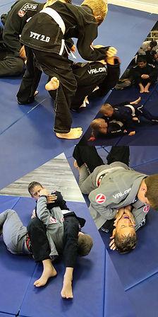 Kids Brazilian Jiu Jitsu - Martial Arts School Academy - BJJ - Team Valor - Navarre, FL