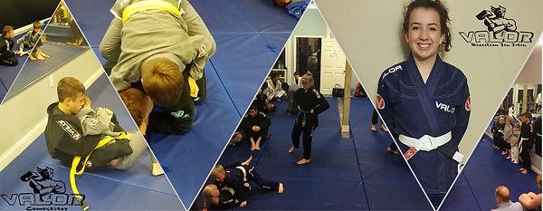 Kids BJJ - Kids Brazilian Jiu Jitsu - Childrens Martial Arts - Team Valor BJJ - Navarre, FL