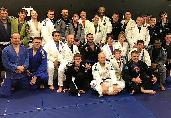 Brazilian Jiu Jitsu - Martial Arts - Navarre - BJJ - Team Valor BJJ - Valor Brazilian Jiu Jitsu