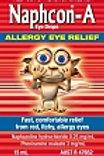 Naphcon-A Allergy eye drops