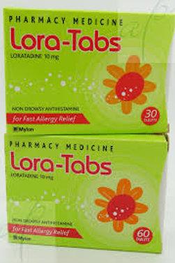 Lora-Tabs 10mg 60s