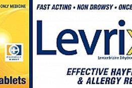 Levrix Allergy tabs 30s