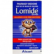 Lomide Allergy eye drops