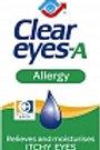 Clear Eyes-A allergy eye drops