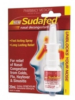 Sudafed Nasal Spray 20mls