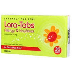 Lora-Tabs 10mg 30s