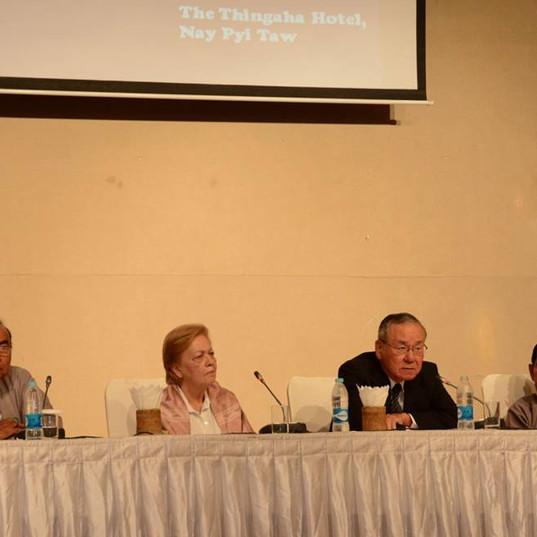 Press Briefing of ICOE Photo-MNA