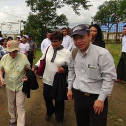 ICOE Field Visit to Rakhine State