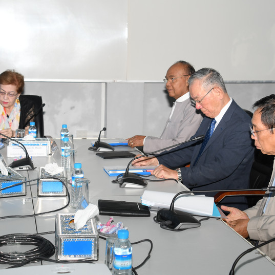 Independent Commission Of Enquiry holds eighth meeting on May, 2019 Photo-MNA