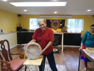Marvin Drum Making Class