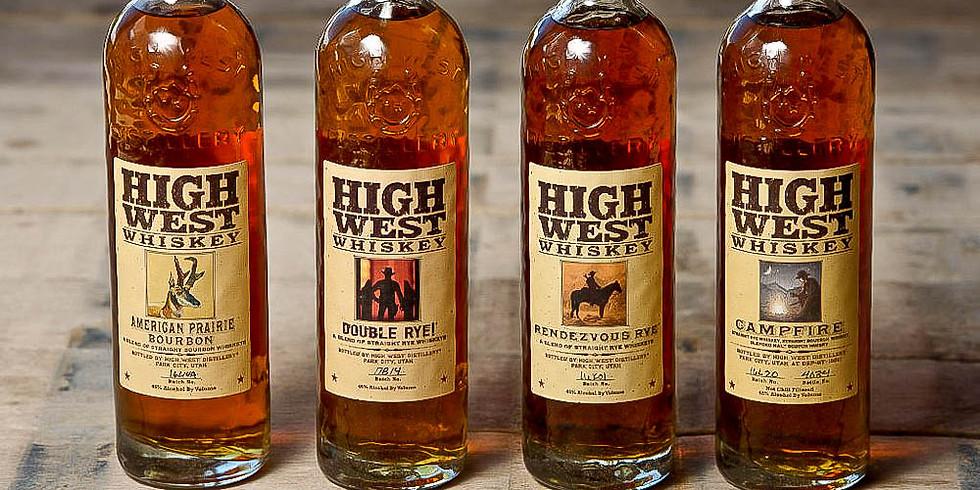High West Whiskey Night