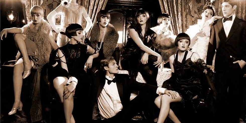 NYE 2020 - Welcome to the Speakeasy... No snitches allowed!