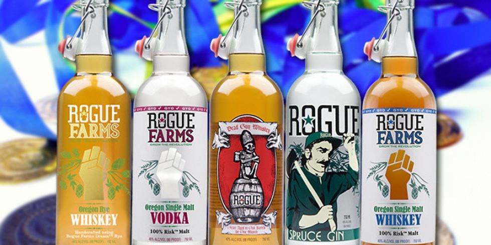 Rogue Spirits night