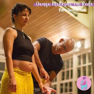 Dança Materna em Rede para Gestantes