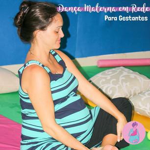 Agenda Dança Materna em Rede para Gestantes 