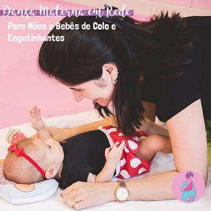 Agenda Dança Materna em Rede para Mães e Bebês de Colo e Engatinhantes