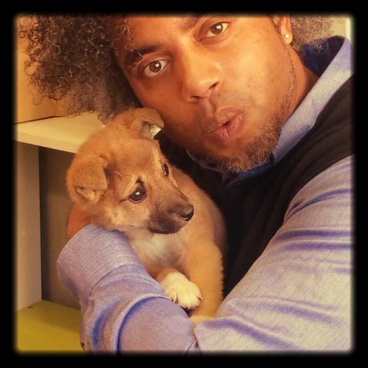 Meet Scooby!