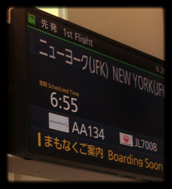 Traveling to NYC
