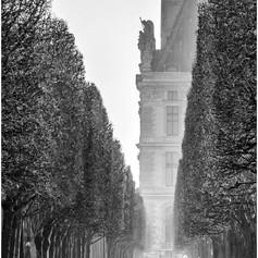 Esplanade des Feuillantes, Jardin des Tuileries