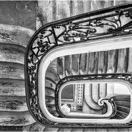 Stairs - 2, La Schola Cantorum de Paris