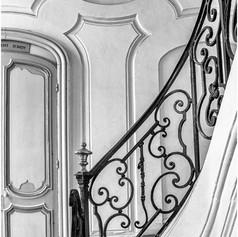 Stairs -1, La Schola Cantorum de Paris