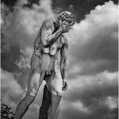 Cain, Jardin du Tuileries
