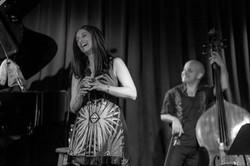 Having fun at Shablul Jazz Club