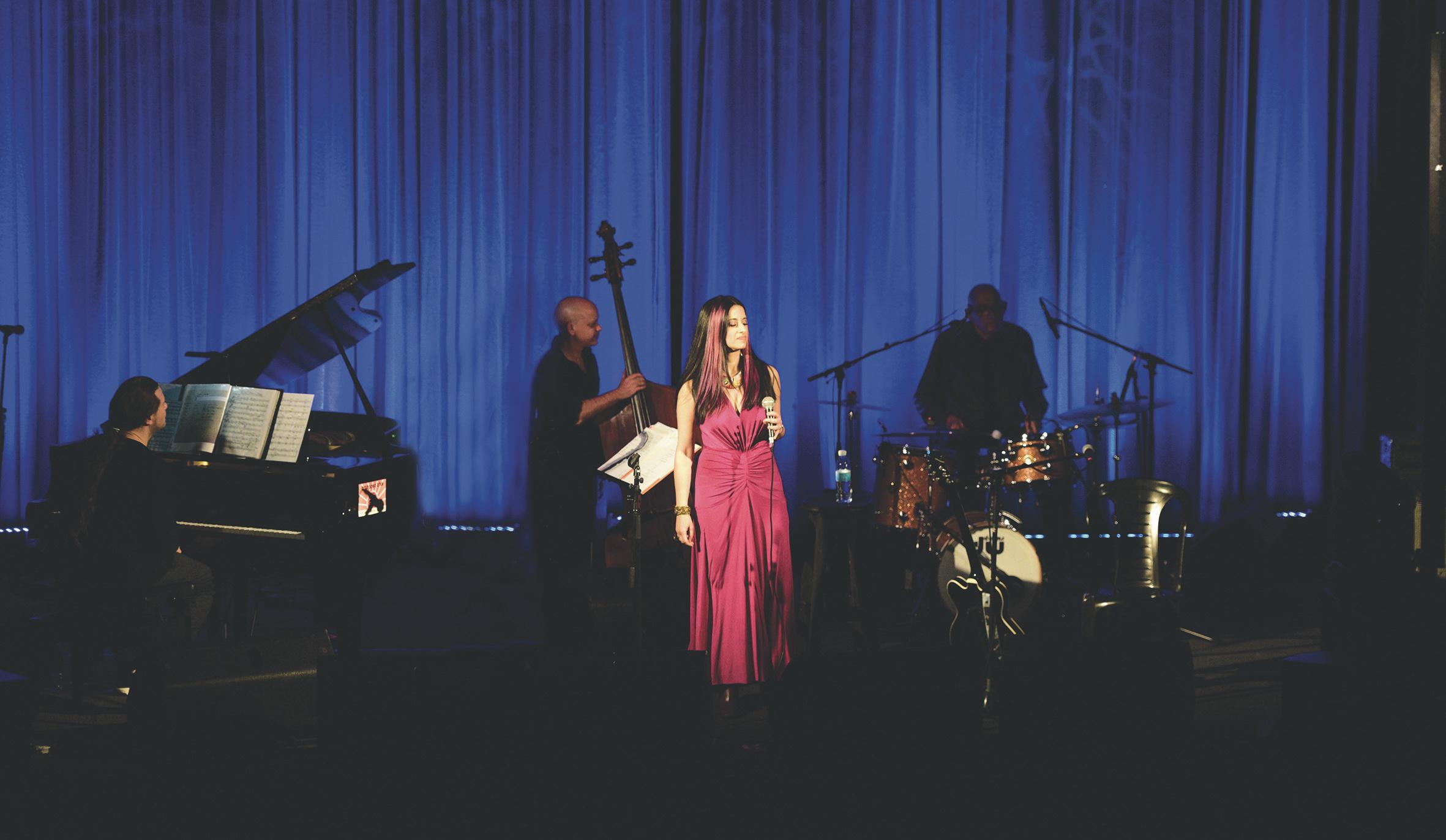 Tel Aviv Jazz Festival, Dec 2016