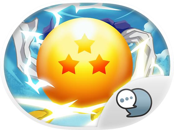 Super Saiyan Stickers