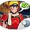 Thumbnail: Ninja Boy Stickers