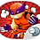 Thumbnail: Super Hero Chibi Stickers