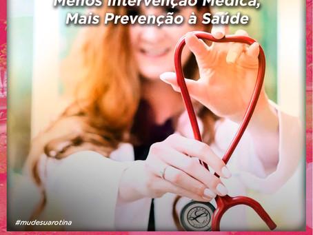 Saúde e exames preventivos