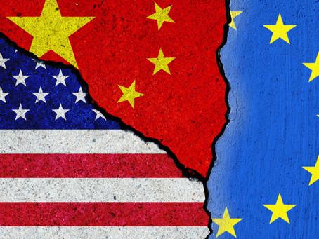 بايدن يعلن تشكيل فريق عمل في البنتاغون حول الصين.. ماهو الموقف الأوروبي في الصراع الصيني الأمريكي
