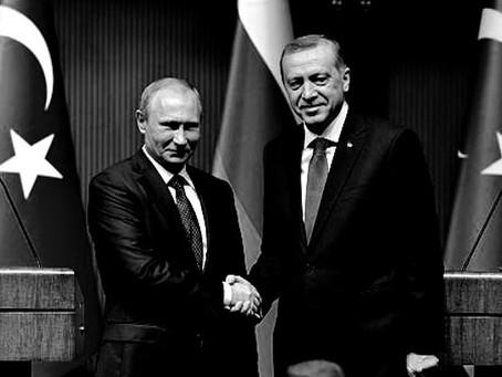 الاتفاق الروسي التركي … خطأ تركيا الاستراتيجي والمواقف الأوروبية والأمريكية