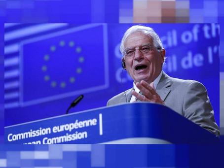 """بوريل يضرب جرس الإنذار في أوروبا حول الشعبوية بعد أحداث الكابيتول.. """" توجهات السياسات الأوروبية """""""